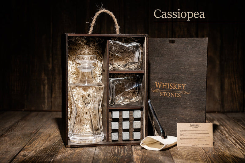 Gepersonaliseerde Whiskey set