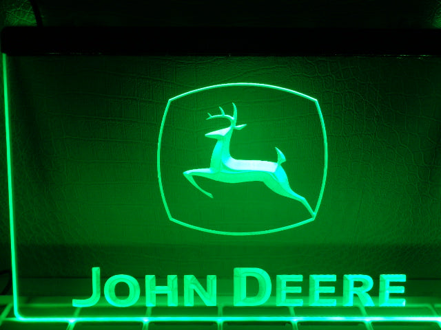 John Deere LED Neon Sign - MannenDingen