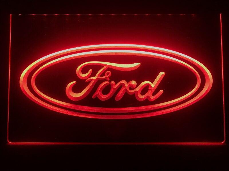 Ford LED Neon Sign - MannenDingen