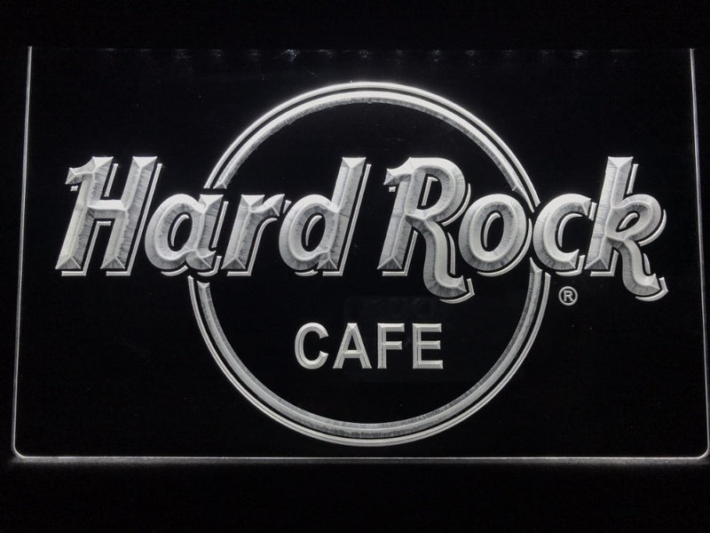 Hard Rock Cafe LED Neon Signs - MannenDingen