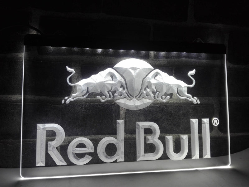 Red-Bull LED Neon Sign - MannenDingen