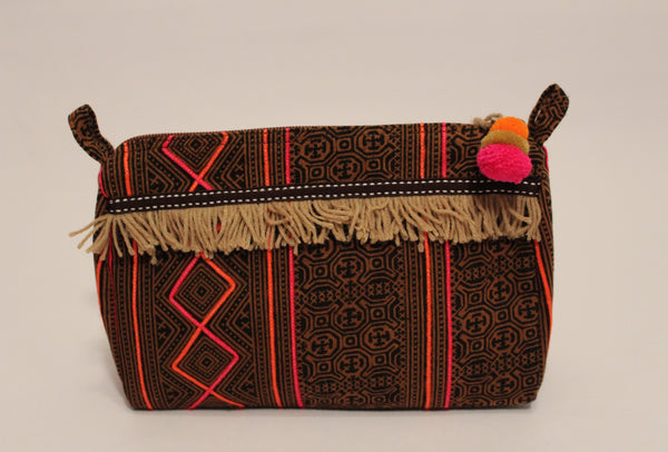 Batik Toiletry Bag