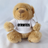 Gymnastics Teddy Bear