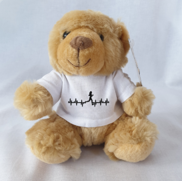 Heartbeat Athletics Teddy Bear