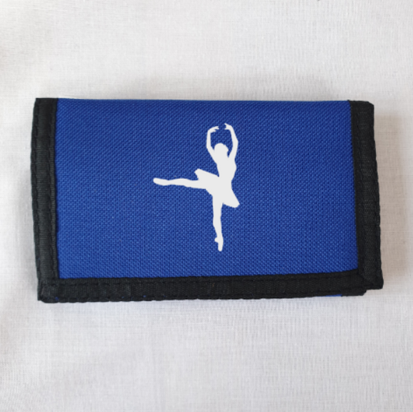 Arabesque Ballet Wallet