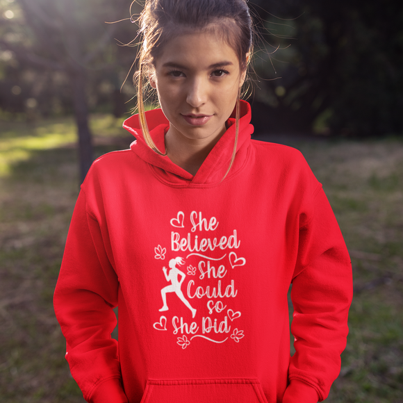 Believe Athletics Hoody
