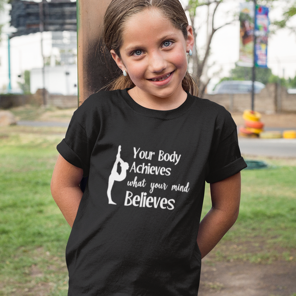 Believes Gymnastics Tshirt