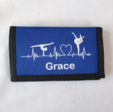 Heartbeat Gymnastics Wallet