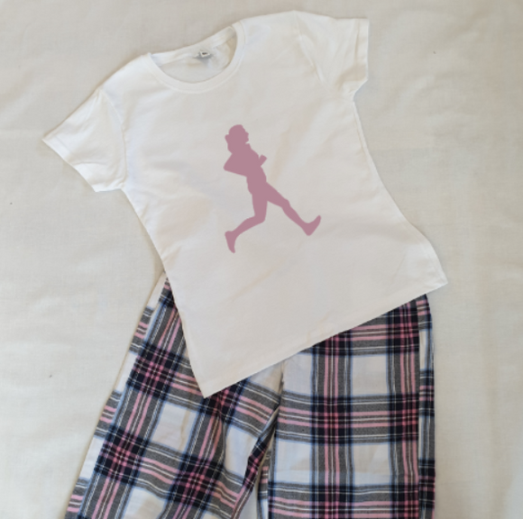 Female Runner Athletics Pyjamas