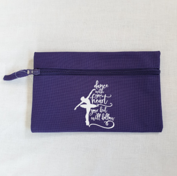 Heart Ballet Pencil Case