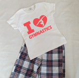 Heart Gymnastics Pyjamas