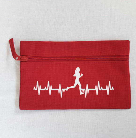 Heartbeat Athletics Pencil Case