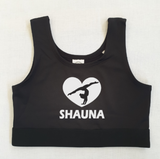 Heart Gymnastics Half Top