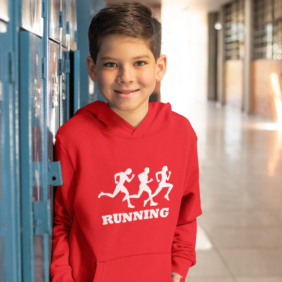 Running Athletics Hoody