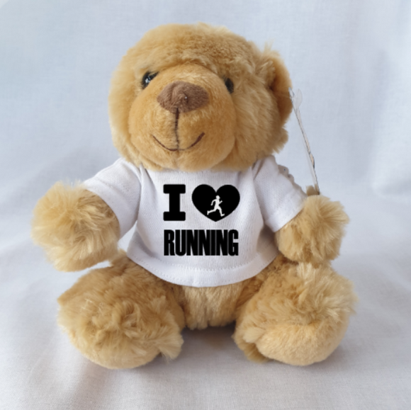Love Athletics Teddy Bear