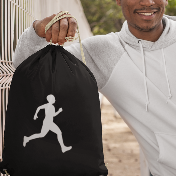 Male Runner Athletics Bag