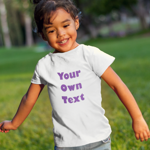 Design Your Own Personalised Tshirt