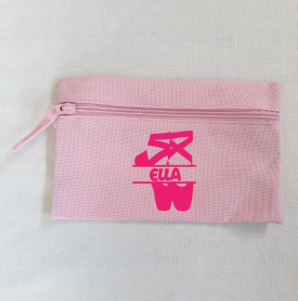 Pointe Ballet Pencil Case
