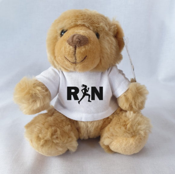 Run Athletics Teddy Bear