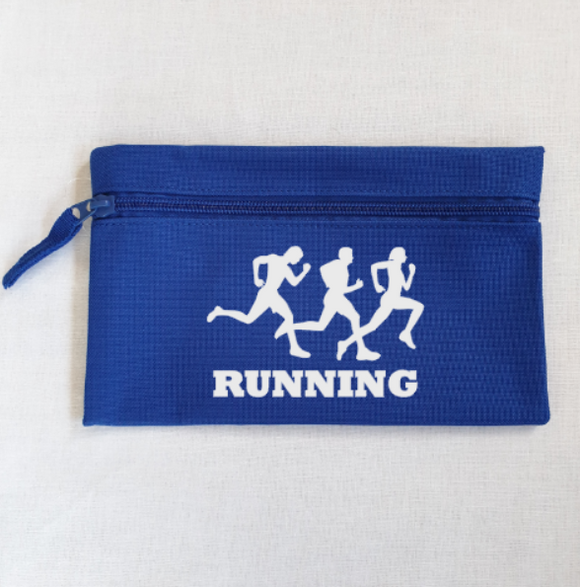 Running Athletics Pencil Case
