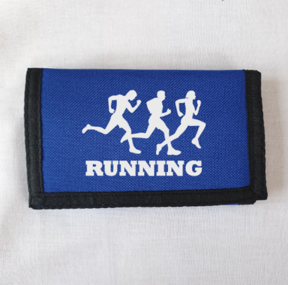 Running Athletics Wallet