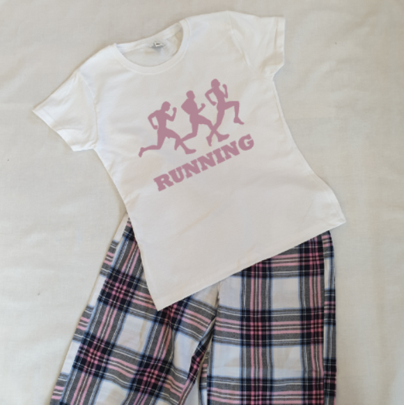 Running Athletics Pyjamas
