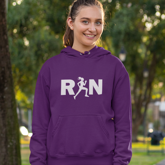 Run Athletics Hoody