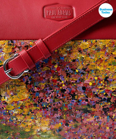 News Paul Adams Pays Tribute to Indian Art with their Handcrafted Leather Collection from Business Standard