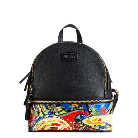 Apollo Backpacks Designed with an Abstraction Art - paul adams