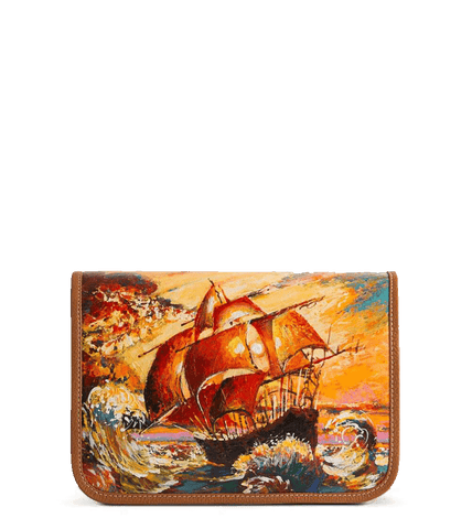 Carpe Diem Amenity Case The Hand Painted Romanticism Art by Swapnil Jagtap - Paul Adams