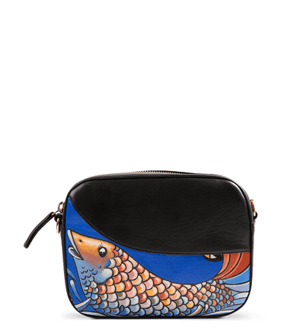 Ella Sling Bag Designed with Bag Art Nouveau by Rajkumar Sarde
