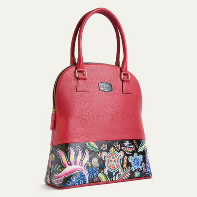 Aloha shoulder bag for women with UV protection and waterproof. Available at pauladamsworld.com