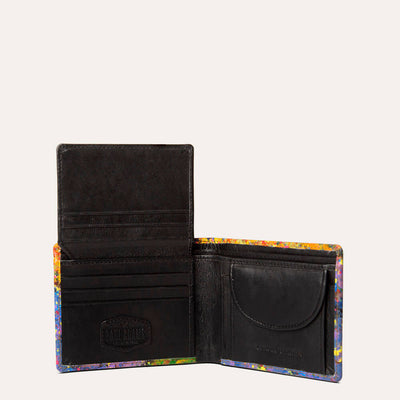 Asul Multi Space Leather Wallet by Paul Adams