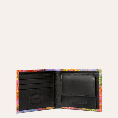 Asul Multi Space Leather Wallet for Men by Paul Adams