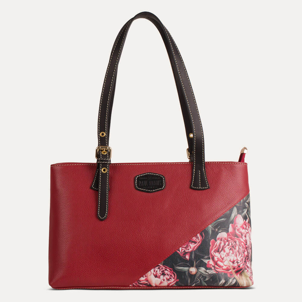 Bella handbag by Paul Adams fit for office and party looks for women.