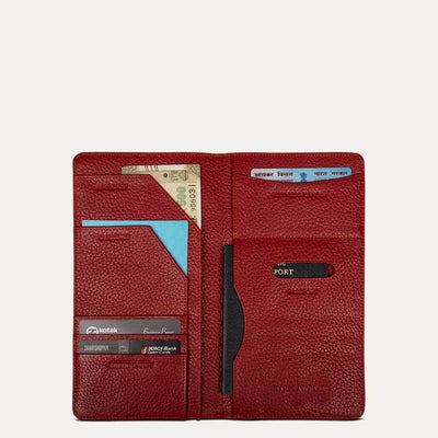 Kedin Multi Space  Wallet for Travel Men by Paul Adams