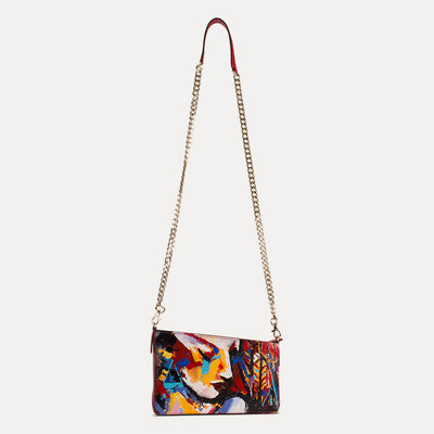 Iva sling bag with adjustable shoulder bag available at the world of Paul Adams.