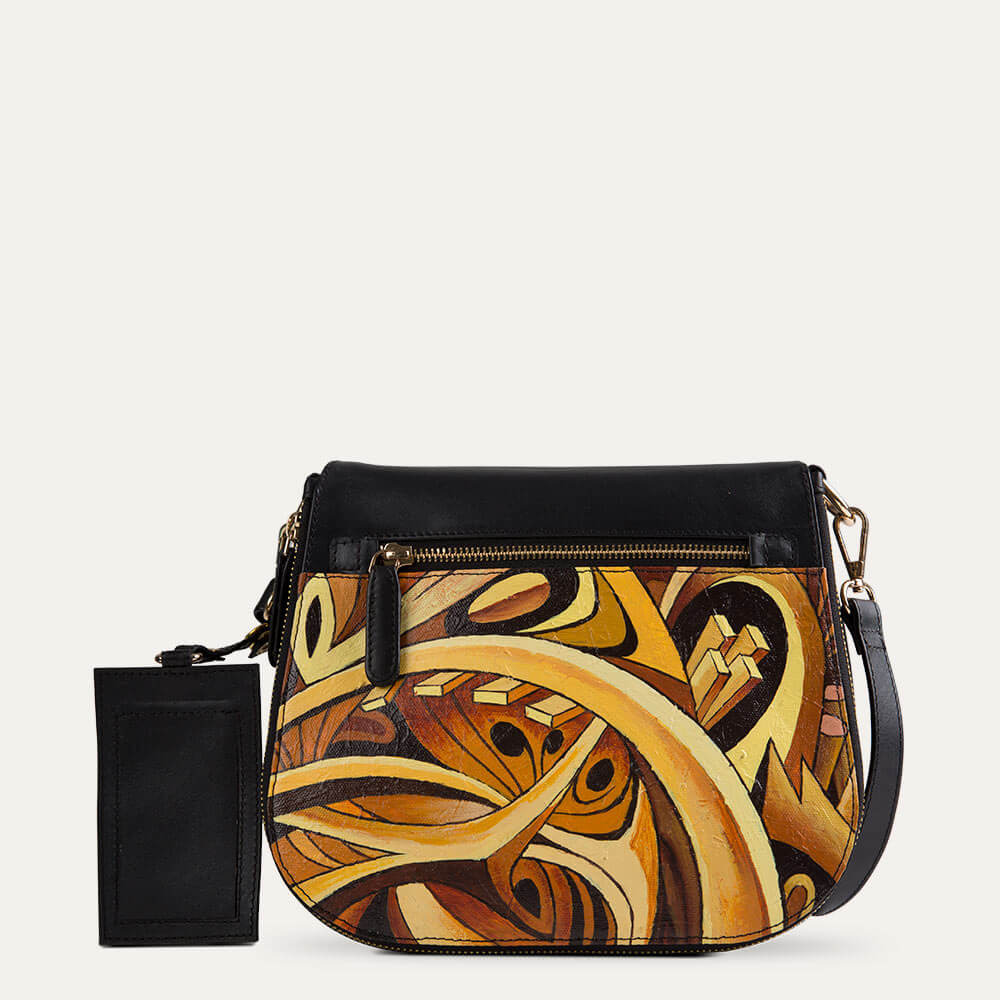 Maya sling bag for women perfect to go with evening and party outfits. Shop at the world of Paul Adams.
