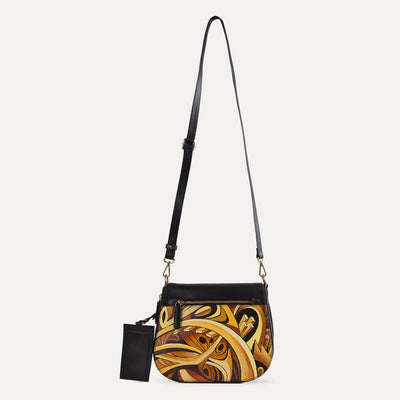Maya sling bag with adjustable shoulder strap for women by Paul Adams.