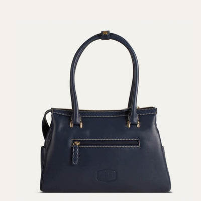 Palm handbag by Paul Adams with soft Napa leather for a smooth all-day look.