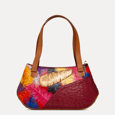 Pearl Baguette all-day handbag for women. Available at pauladamsworld.com.