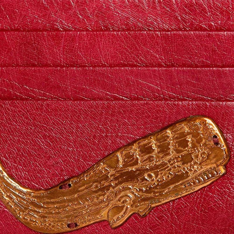 Whale of a Time Card Case Small