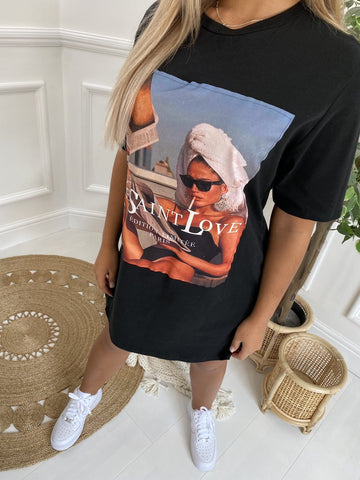 Ye Saint Love Graphic T