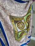 Versace Inspired Wrap Scarf