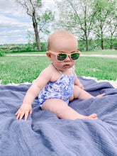 Load image into Gallery viewer, Baby Bikini | Red Stripe