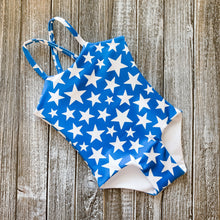 Load image into Gallery viewer, Baby Bikini | Blue Star