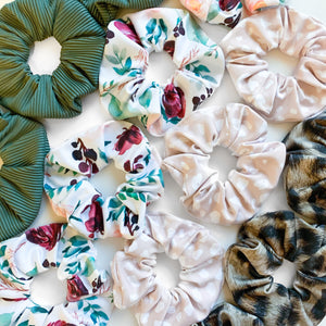 Hair Scrunchie (set of 2)
