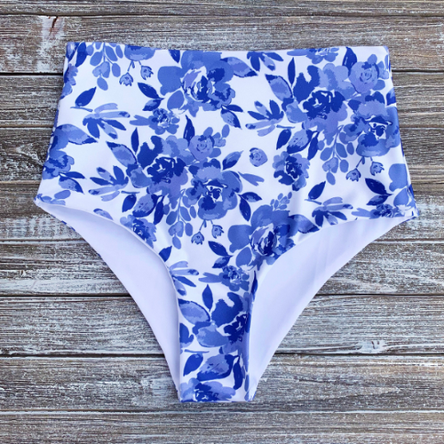 Dylan Bottoms | Blue Floral