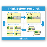 JiJi Think Before You Click Poster
