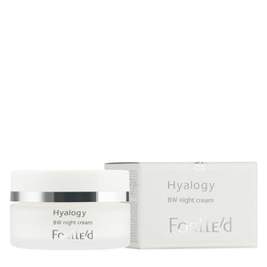 Hyalogy BW Night Cream | Aufhellende Nachtcreme